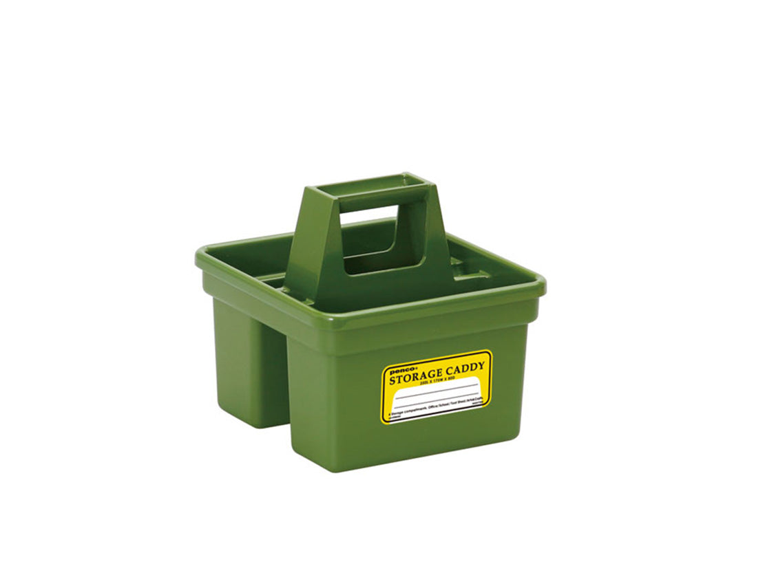 Storage Caddy Small Green