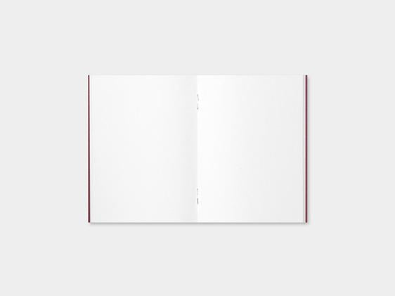 003. Blank Refill Traveler's Notebook Passport Size
