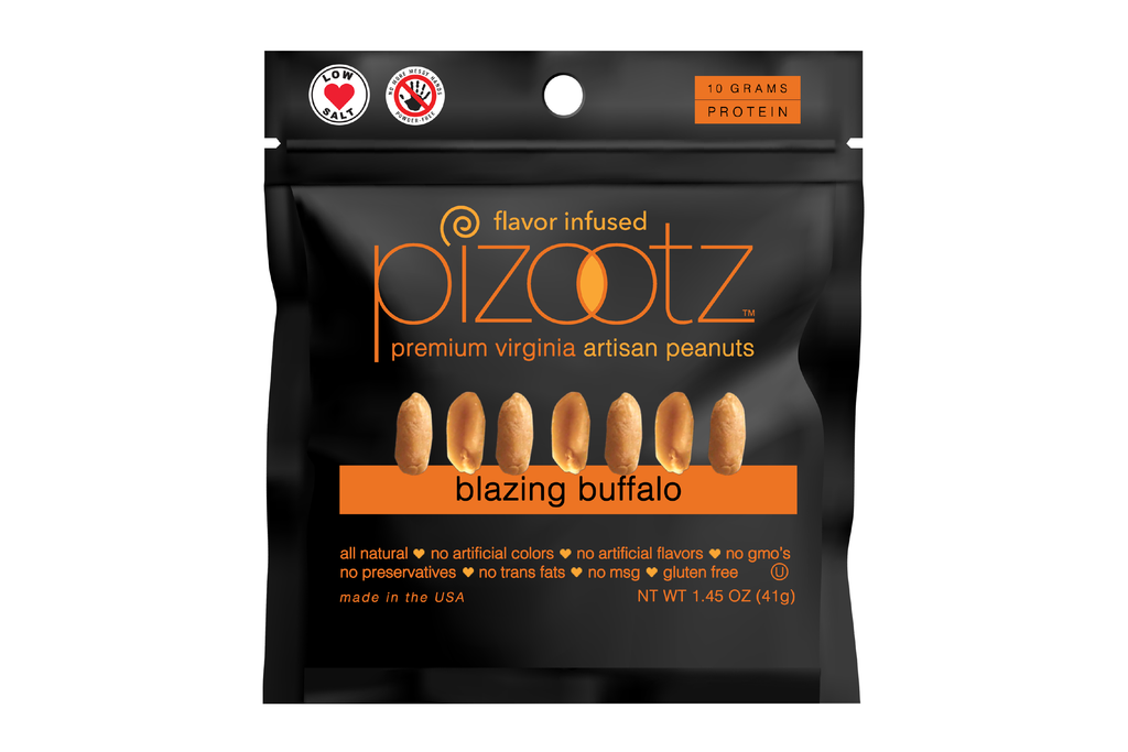Blazing Buffalo 25 Pack