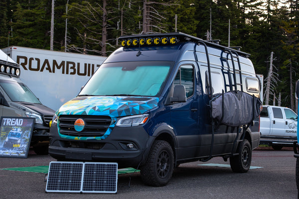 The Raddest Rides of Adventure Van Expo
