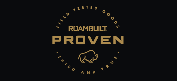 Launch of ROAMBUILT PROVEN