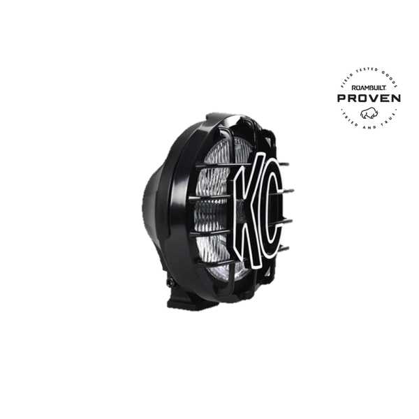 KC HiLites HID with Grill Guard