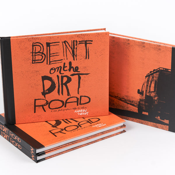 "LIMITED EDITION ""Bent on the Dirt Road"" by Wris Photography"