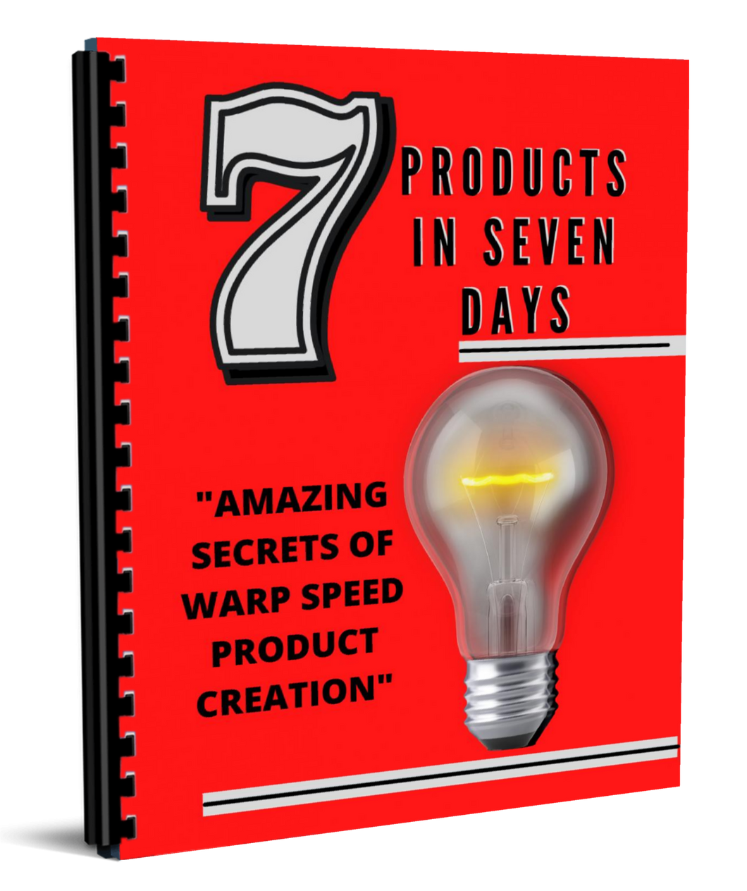 7 Products In Seven Days - Curtis G Martin