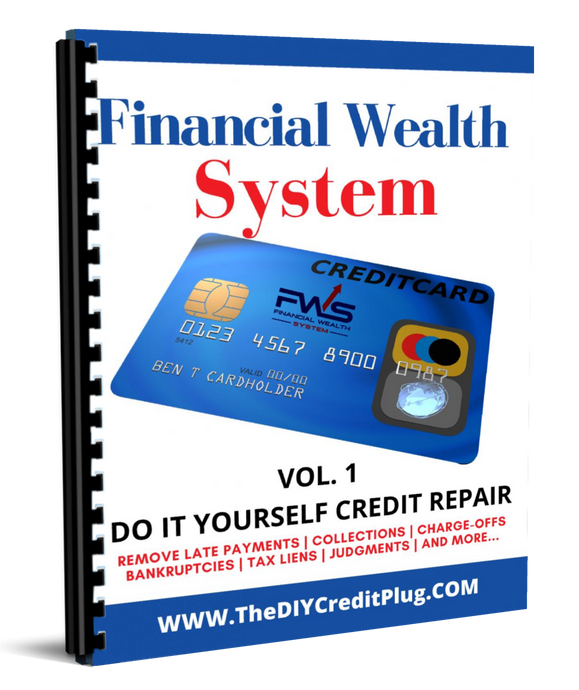 Do It Yourself Financial Credit System (eBook) - Nitram Industries LLC