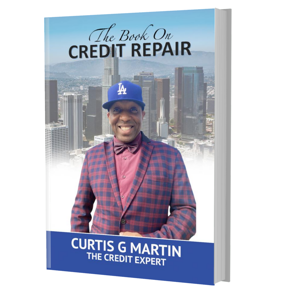The Book on Credit Repair - Nitram Industries LLC
