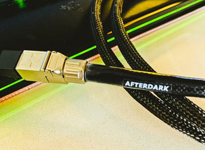 AfterDark. Project ClayX Constellation SFP Module + CAT 8 Network Cable for Audiophile