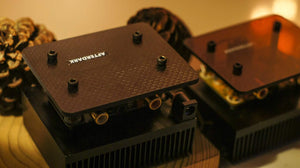 AfterDark. Project ClayX I2S DAC Carbon Fiber Shielding (CFS) Audio Interface