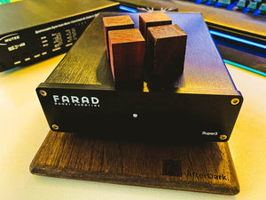 AfterDark. Black Modernize Linear Power Supply