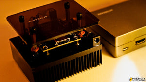 AfterDark. Project ClayX I2S to HDMI I2S Bridge Interface for I2S HDMI DAC