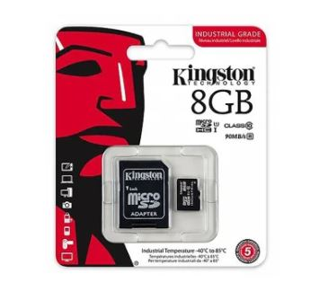 Kingston 8GB MLC SD Card
