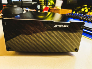AfterDark. Black Modernize Linear Power Supply - High Current Version