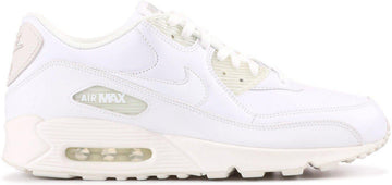 NIKE - ナイキ - AIR MAX 90 LEATHER wht/wht  302519-113