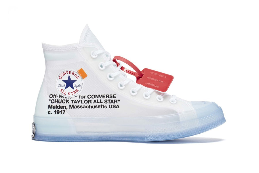 オフホワイト × コンバース/OFF-WHITE × CONVERSE CHUCK 70 ALL STAR