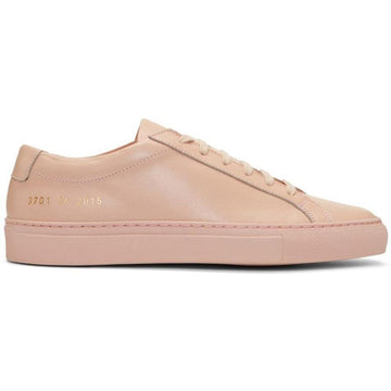 COMMON PROJECTS コモンプロジェクツ /ピンク ピンク/レースアップスニーカー/ レディース靴/3701 2015