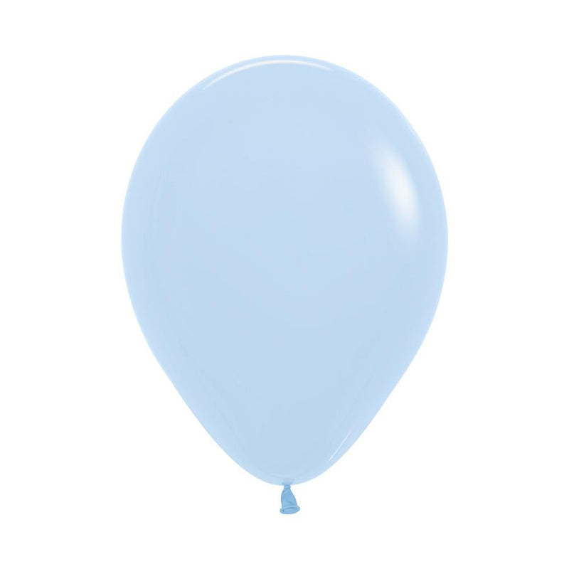 R12 - Retail Pack - Pastel Matte Blue - 640 - 12 x 12 Pcs
