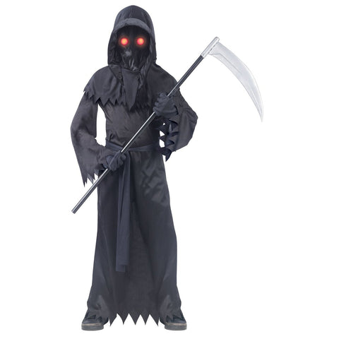 Fade In and Out Phantom Costume for Boys