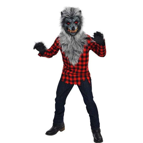 Werewolf Hungry Howler Costume for Boys