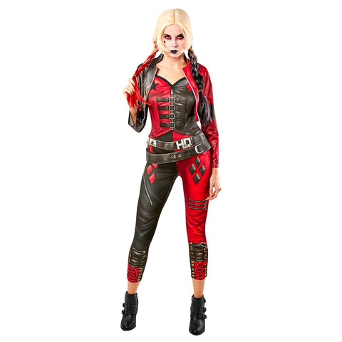 Harley Quinn Costume for Women, Suicide Squad 2