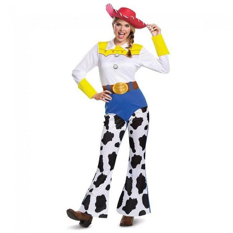 Jessie Costume for Women, Toy Story