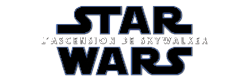 Star Wars license logo for costume category