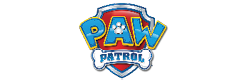 Paw Patrol license logo for costume category