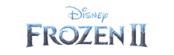Frozen 2 license logo for costume category