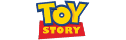 Toy Story 4 license logo for costume category