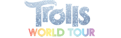 Trolls World Tour license logo for costume category
