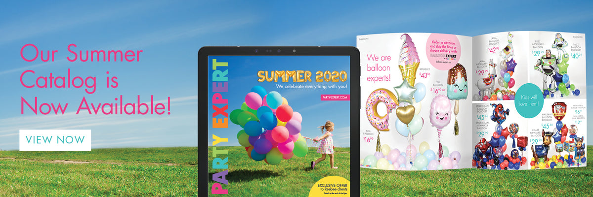 New summer catalog for the best party supplies in Canada