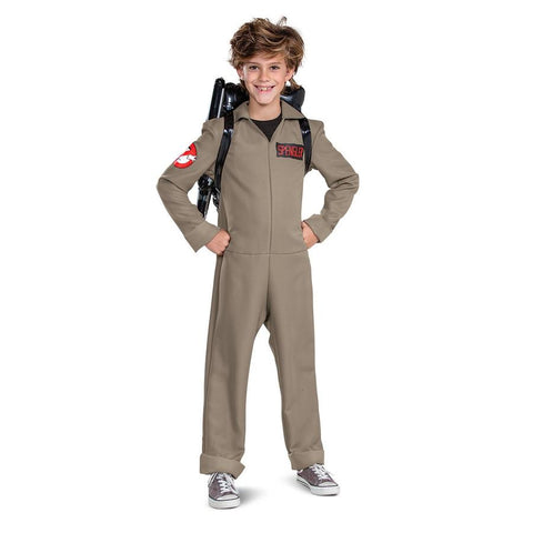 Ghostbusters Costume for Boys