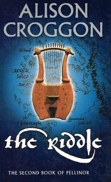 The riddle Alison Croggon
