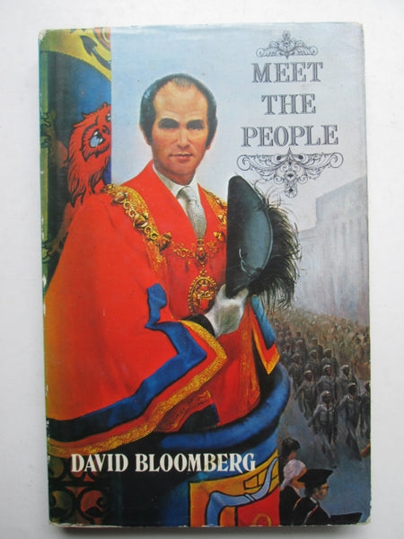 Meet the people David Bloomberg (limited 995/1000)