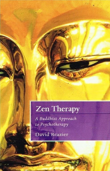 Zen therapy David Brazier