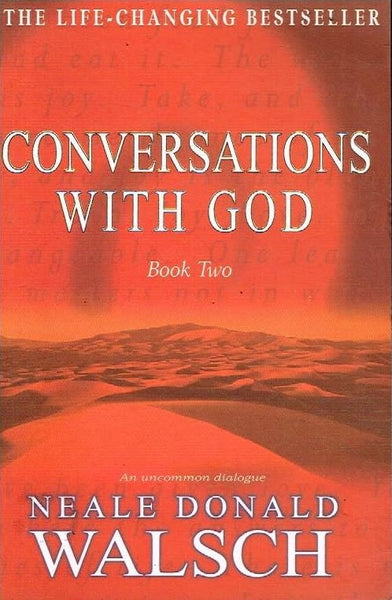 Conversations with God book two Neale Donald Walsch