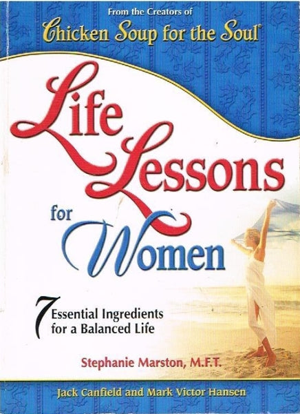 Chicken soup Life lessons for women Stephanie Marston