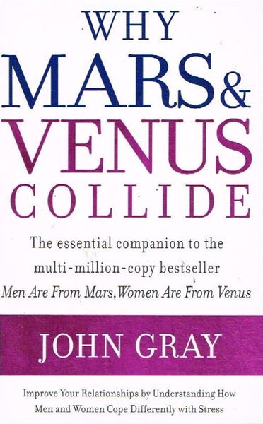 Why Mars & Venus collide John Gray