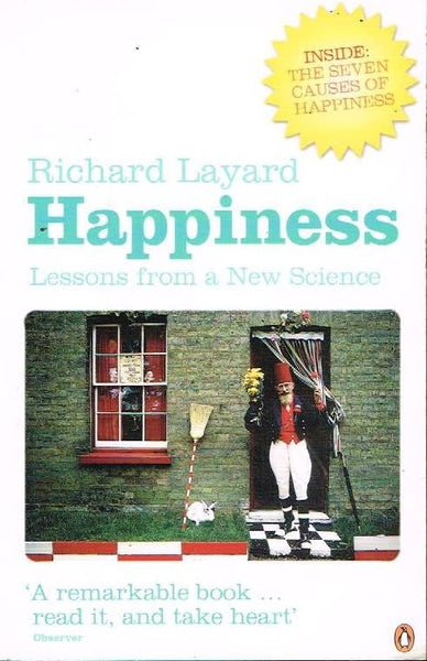 Happiness Richard Layard