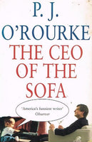 The CEO of the sofa P J O'Rourke