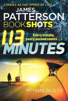 113 minutes James Patterson