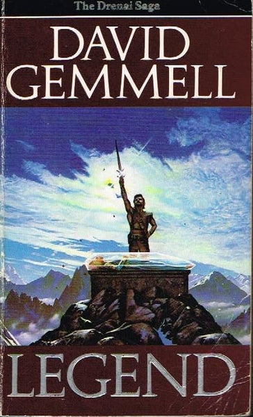 Legend David Gemmell