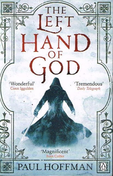 The left hand of God Paul Hoffman