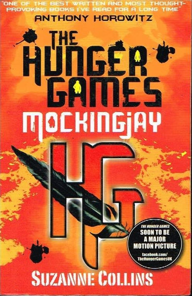The hunger games mockingjay Suzanne collins