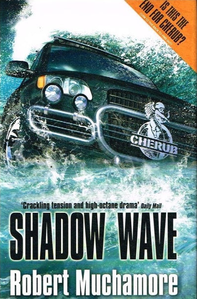 Shadow wave Robert Muchamore