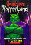 Goosebumps horrorland Escape from horrorland R L Stine
