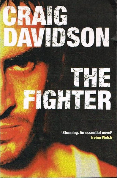 The fighter Craig Davidson