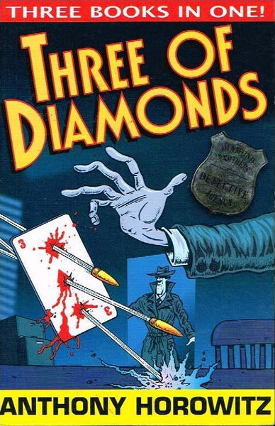 Three of diamonds Anthony Horowitz