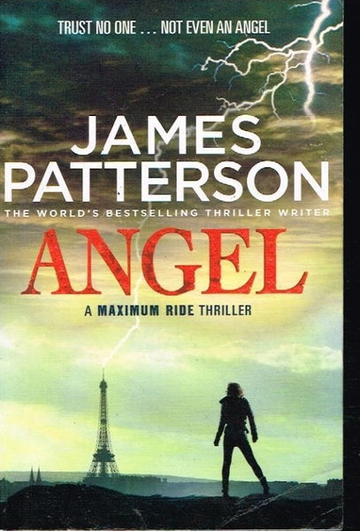 Angel James Patterson