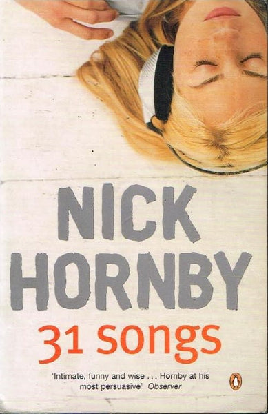 31 songs Nick Hornby