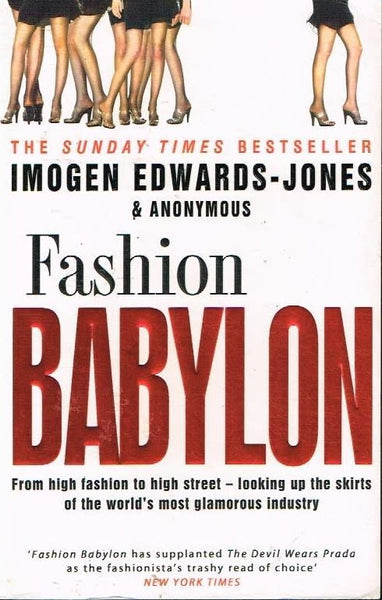 Fashion babylon Imogen Edwards-Jones